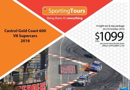 Gold Coast V8 may2016