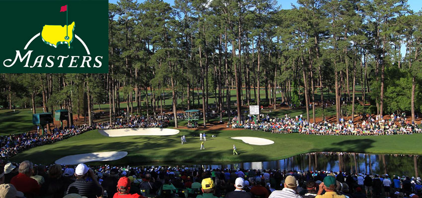 The Masters Golf 2019